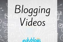 Helpful Blogging Videos / Blogging videos to inspire or educate teachers and students