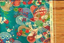 Fabrics / by Mary Stern