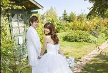 Sankei stusio Location  Wedding