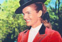 Jacqueline Bouvier Kennedy Onassis / by Jeanne Lange