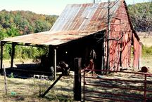 Jeanne's Love For Barns / by Jeanne Lange