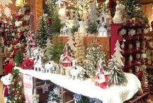The Primitive Pinecone Gift Shop / Our gift shop is conveniently located at our Christmas tree plantation, Hill Frams, in Lehighton, PA.  We open for retail business every year on the day after Thanksgiving!  Www.hillfarms.com