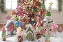 Themed trees...simply dazzling!!!