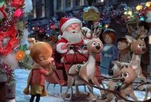"""Christmas  """"SNUGGLEWORTHY"""" shows.... :) / For the cold nights leading up to Christmas...NOTHING beats watching a great holiday movie or show with loved ones snuggled on the sofa!!!"""