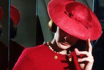 Ravishing Red / by Jeanne Lange