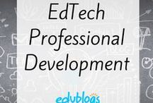 Professional Development for Integrating Technology / Free online professional development to help educators learn how to integrate technology into their classrooms