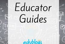 Our Educator Guides / Our guides for educators on all things blogging and technology