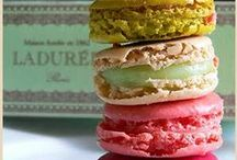 M is for macaroons