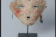 Kachina masks/dolls / by Lily Corver