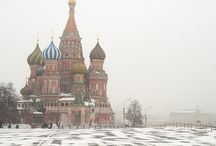Russia / Historic Russia / by Jeanne Lange