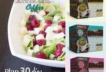 Golden Thai Recetas Saludables / Algunas recetas saludables para acompañar tu plan Golden Thai Coffee.
