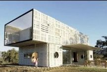 Container House possibilties / Shipping container homes