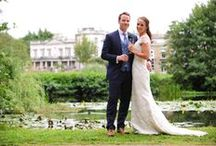 Weddings / A selection of some of the stunning weddings at our venues Grove House and Parkstead House
