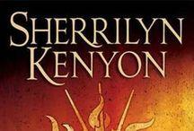 Sherrilyn Kenyon Dark/Weres/Dream-Hunters Books / by Connie Di Bratto
