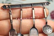 Miniature - Kitchen Items