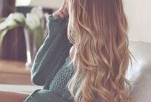 vackra hår