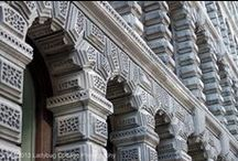 Montreal , Quebec / Architectural images from Old Montreal