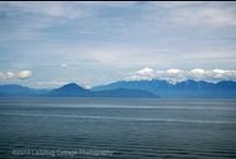 West Coast / Beautiful BC- images from the ferry & more