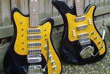 GUITARS / muical guitars of all kinds