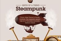 STEAMPUNK / ANYTHING TO DO WITH STEAMPUNK