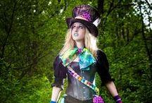 Mad Hatter / Alice in Wonderland costumes