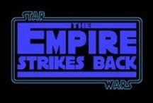 STAR  WARS EMPIRE STRIKES BACK / 1980