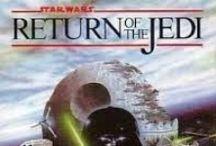 STAR WARS  RETURN OF THE JEDI / 1983