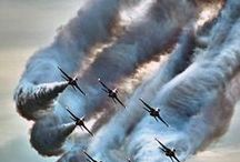 Royal Airforce UK Red Arrows