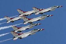 U.S. Air Force Thunderbirds / U.S. Air Force Thunderbirds