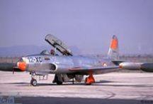 T-33 Shooting Star / T-Bird (Lockheed)