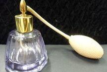 Perfume Bottles w/ Atomizer