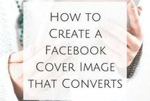 Facebook Tipps für Blog + Business / Hier findest du Facebook Marketing Strategien für Blog + Business • Ideen für Blogger und Selbstständige • Tipps für deine Facebook Seite + Facebook Gruppen