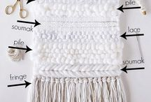 Tecelagem / Weaving tecnics