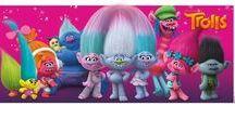 Trolls Merchandise / De leukste officiële film merchandise van DreamWorks' Trolls!