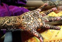 Henna Michigan / Mehndi Artist in Michigan / A collection of henna designs by www.KellyCaroline.com. I am a henna artist in Michigan. #henna #mehndi #tattoos #hennadesigns #floral #hennaart #kellycaroline #hennatattoos #art