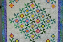 QUILTING: Inspiration / Quilts I like for color or pattern.