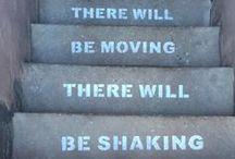 Words to Empower / A little #kedspiration