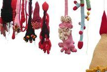 Crocheting / by Celia Stapleton