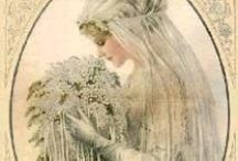 Wedding Gowns with a Vintage Romantic Flair / Vintage inspired wedding gowns and decor for your special day. We carry a line of beautiful Victorian, Renaissance and Vintage Styled Wedding dresses as well as dresses for your bridal party.