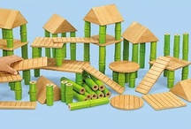 Building & Puzzle Play / Puzzled Half-Pint: Time to Build!