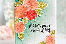 Cards & Paper Crafts I Admire