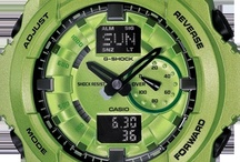 G-Shock Watches / I love a G-Shock watch - so here are some of my favourites Check out http://www.military-wristwatches.com