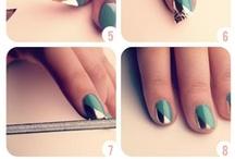 Nails / by Júlia Mikos