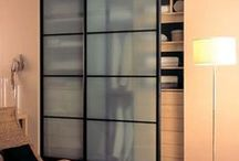 Closet Ideas /  I love these ideas.  And plan to put them to good use......You can never have to much closet space!!