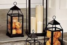 Autumn Decor / Fall and autumn decor ideas for the home. / by Setting for Four