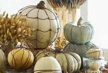 Fall Decor / by Melissa Walters