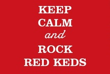 In a RED State of Mind / by Keds