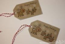 2011 - 25 Days of Christmas Tags