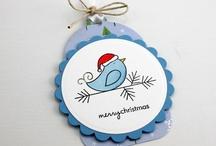 2012 - 25 Days of Christmas Tags