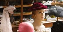 Victorian/Edwardian Hats / VIctorian and Vintage Inspired Ladies Hats. Stunning VIctorian Tea and Touring Hats, Kentucky Derby Ladies Hats and Fun Steampunk Designs